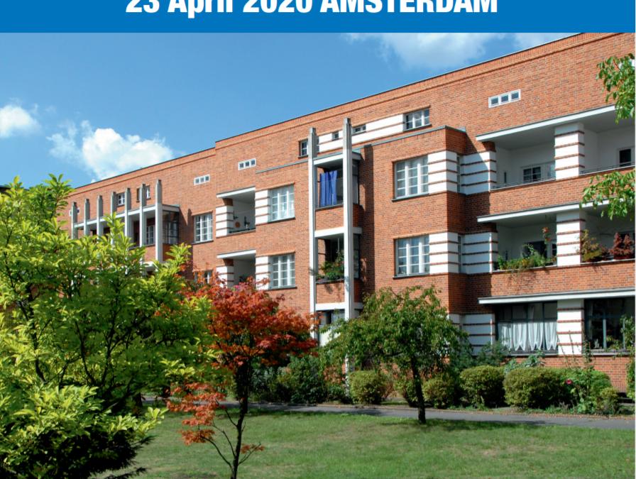 International Symposium on Cooperative Housing 23 April 2020