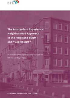 Efl brochure neighborhood approach amsterdam lr