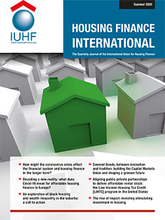 EFL in Housing Finance International