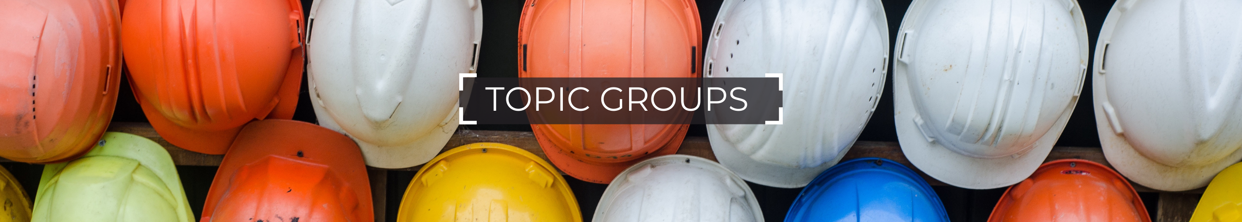 Topic groups