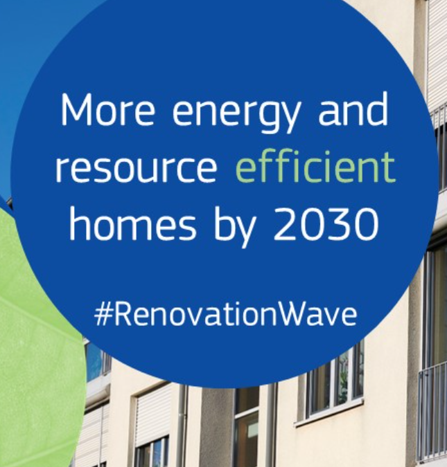 EU Renovation Wave: EFL will keep you updated!