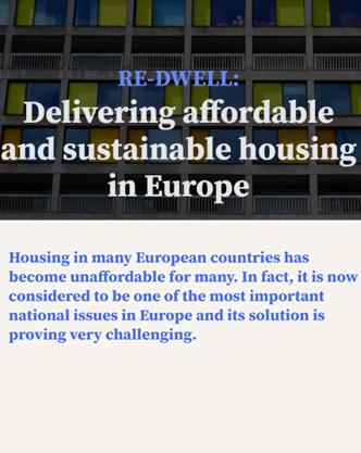 EFL partner organisation of European project RE-DWELL