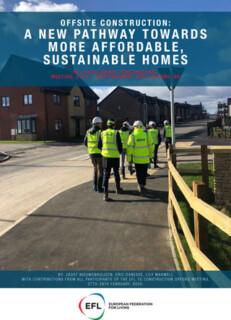 Efl brochure tg construction oxford meeting