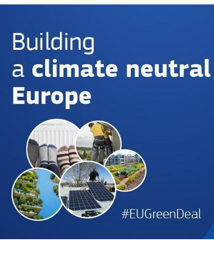 European developments and sustainable projects