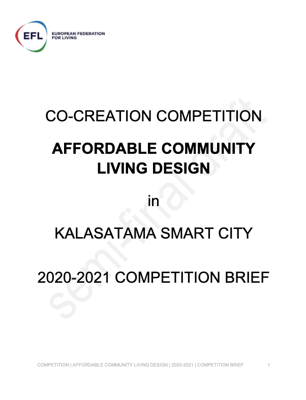 Helsinki full competition brief