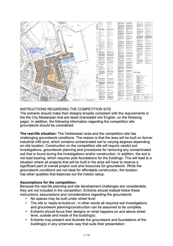 Site information pdf