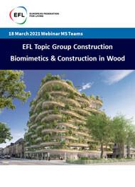 Efl biomimetics construction in wood