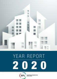 Efl brochure year report 2020